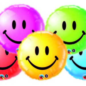 ballon smiley