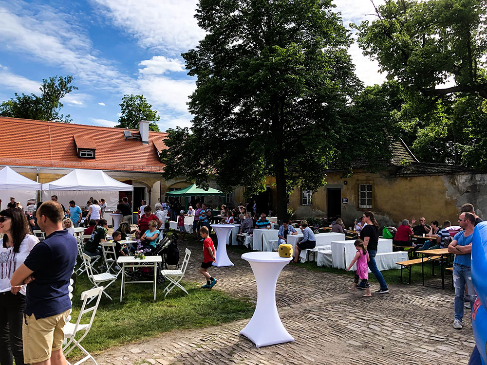 eventtalent familienfest feier location catering outdoor
