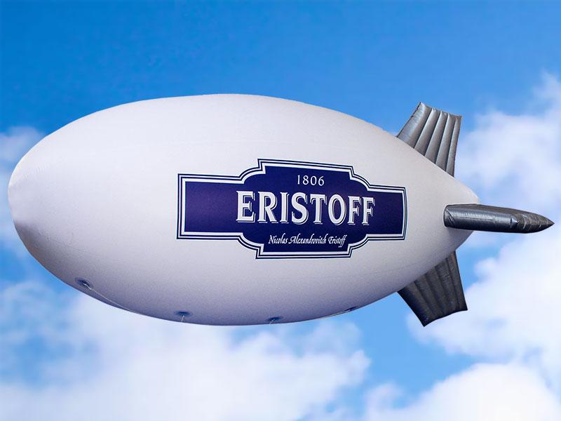 eventtalent flugwerbung zeppelin ballon werbebotschaft ballonservice