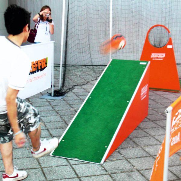 Ballschanze - Event Talent Webkatalog Attraktionen