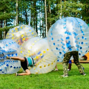 Bumper Ball - Event Talent Webkatalog Attraktionen