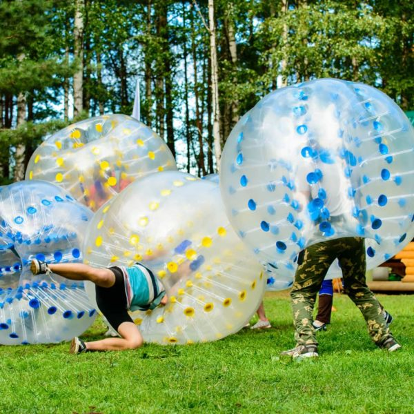 Bumper Ball - Event Talent Webkatalog Attraktionen
