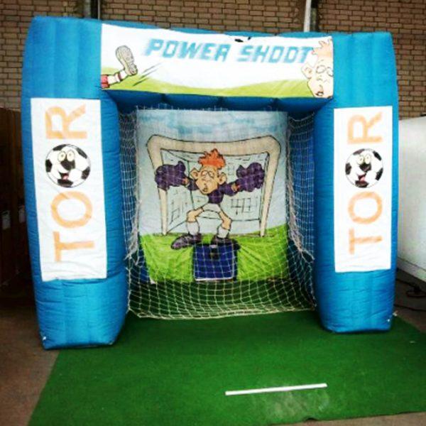 Power Shoot - Event Talent Webkatalog Attraktionen