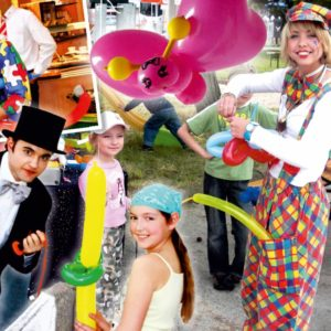Ballonmodellierer - Event Talent