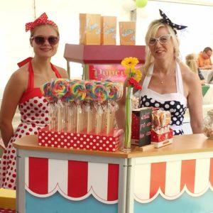 Cupcake-Stand von Event Talent