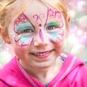 Kinderschminken - Event Talent