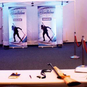 Laser Biathlon von Event Talent