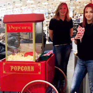 Popcorn von Event Talent