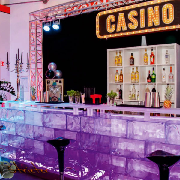 """Bar """"Frozen"""" mieten auf Event Talent"""
